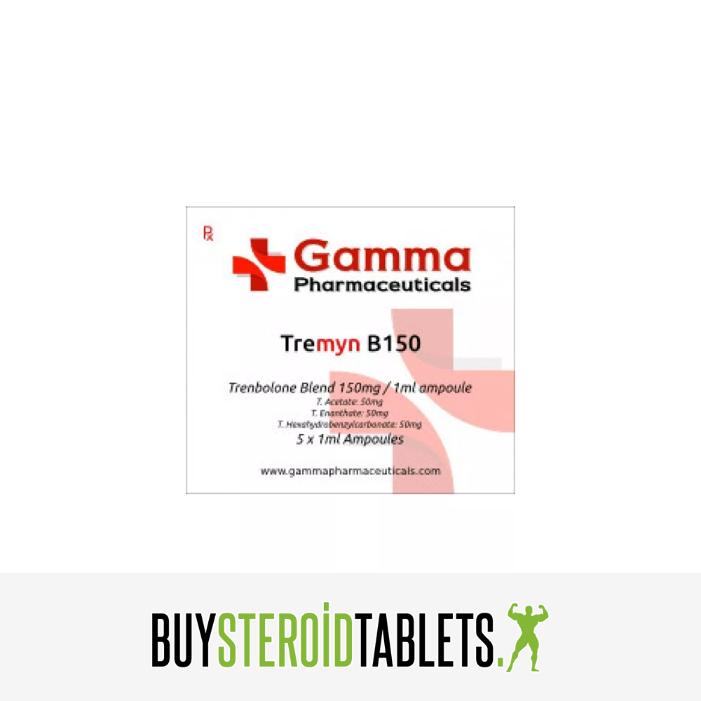 Gamma Pharma Trenbolone Mix 5ml 150mg - Buy Steroid Tablets