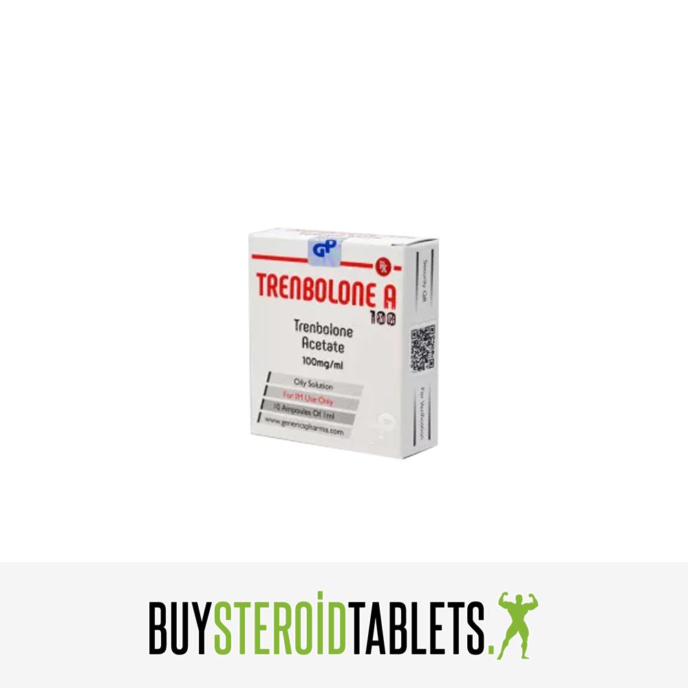 Generics Pharma Trenbolone Acetate 10ml 100mg - Buy