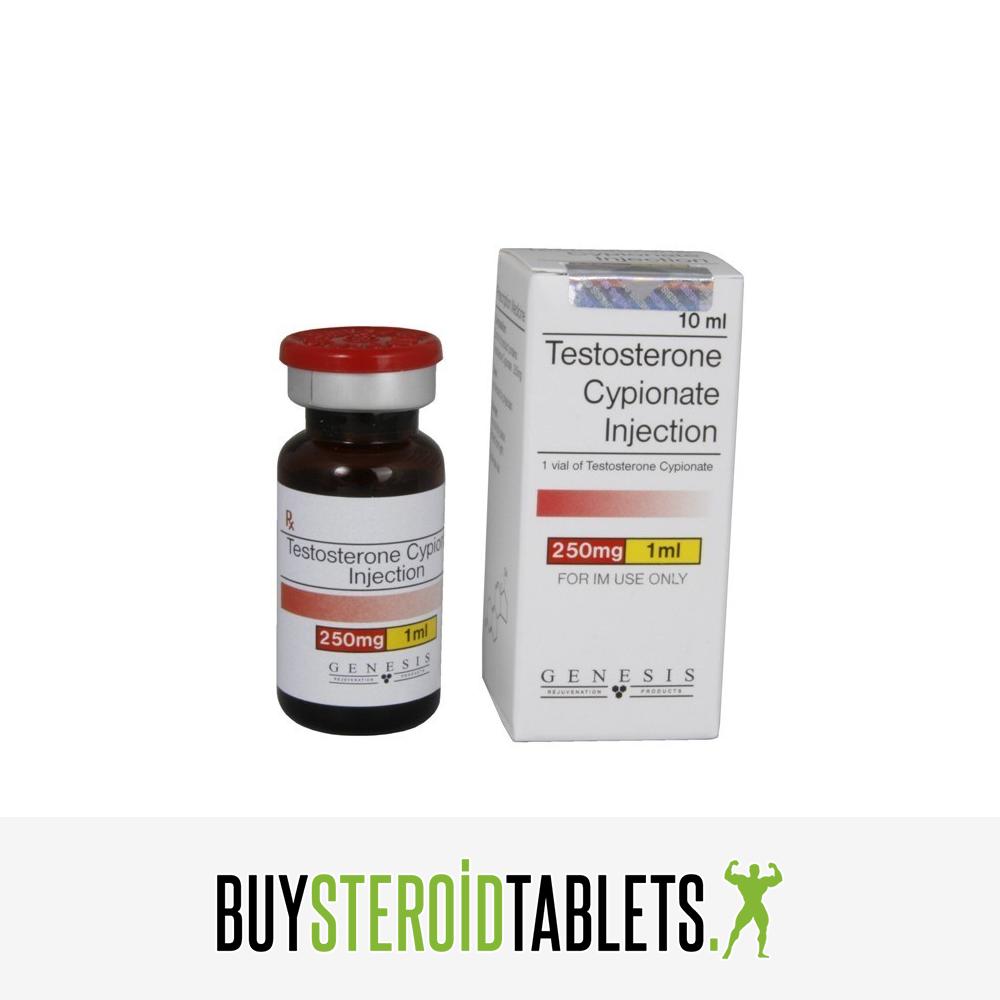 Genesis Meds Testosteron Cypionate 10ml 250mg - Buy