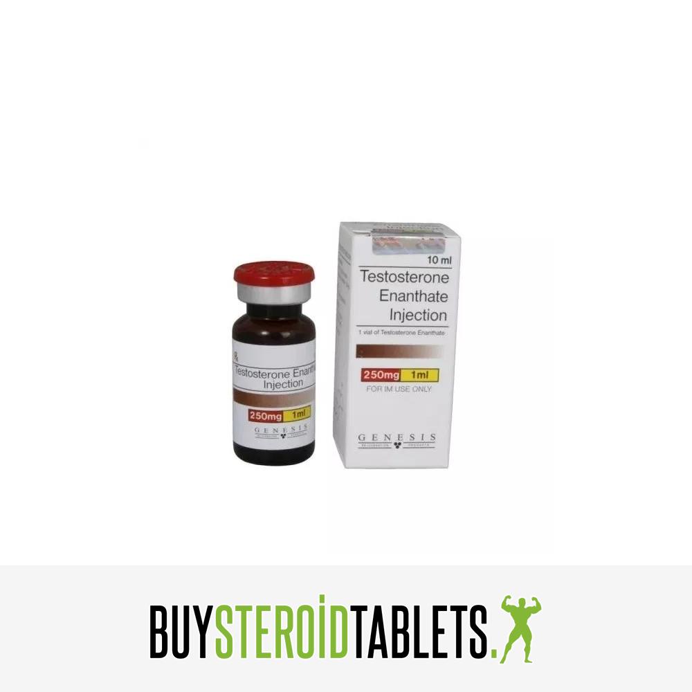 Genesis Meds Testosteron Enanthate 10ml 250mg - Buy