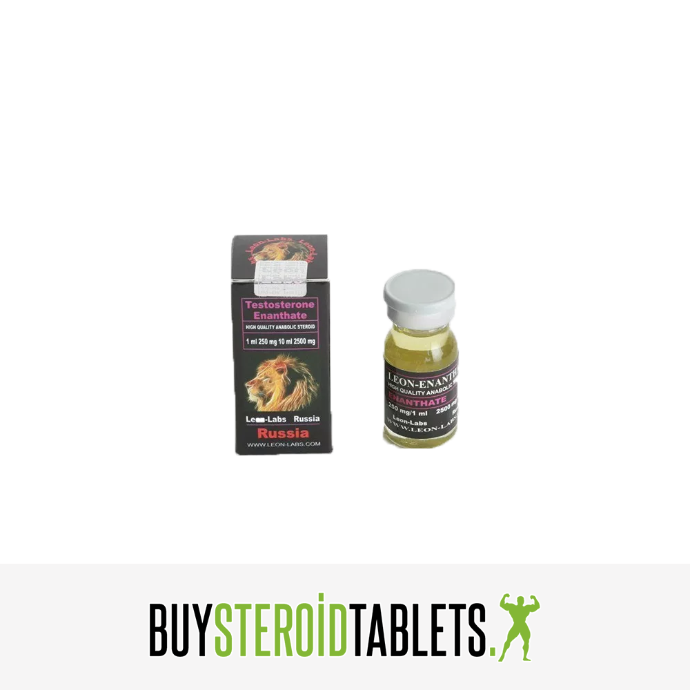 Leon Labs Testosteron Enanthate 10ml 250mg - Buy Steroid