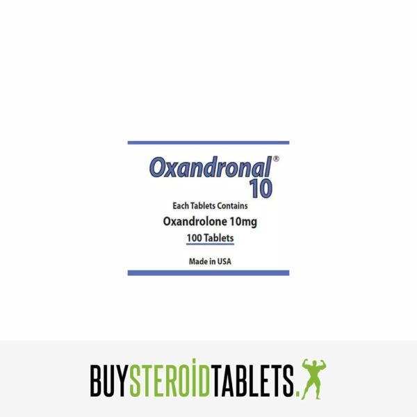 Balkan Pharma Oxandrolone 60 Tablets 10mg - Buy Steroid