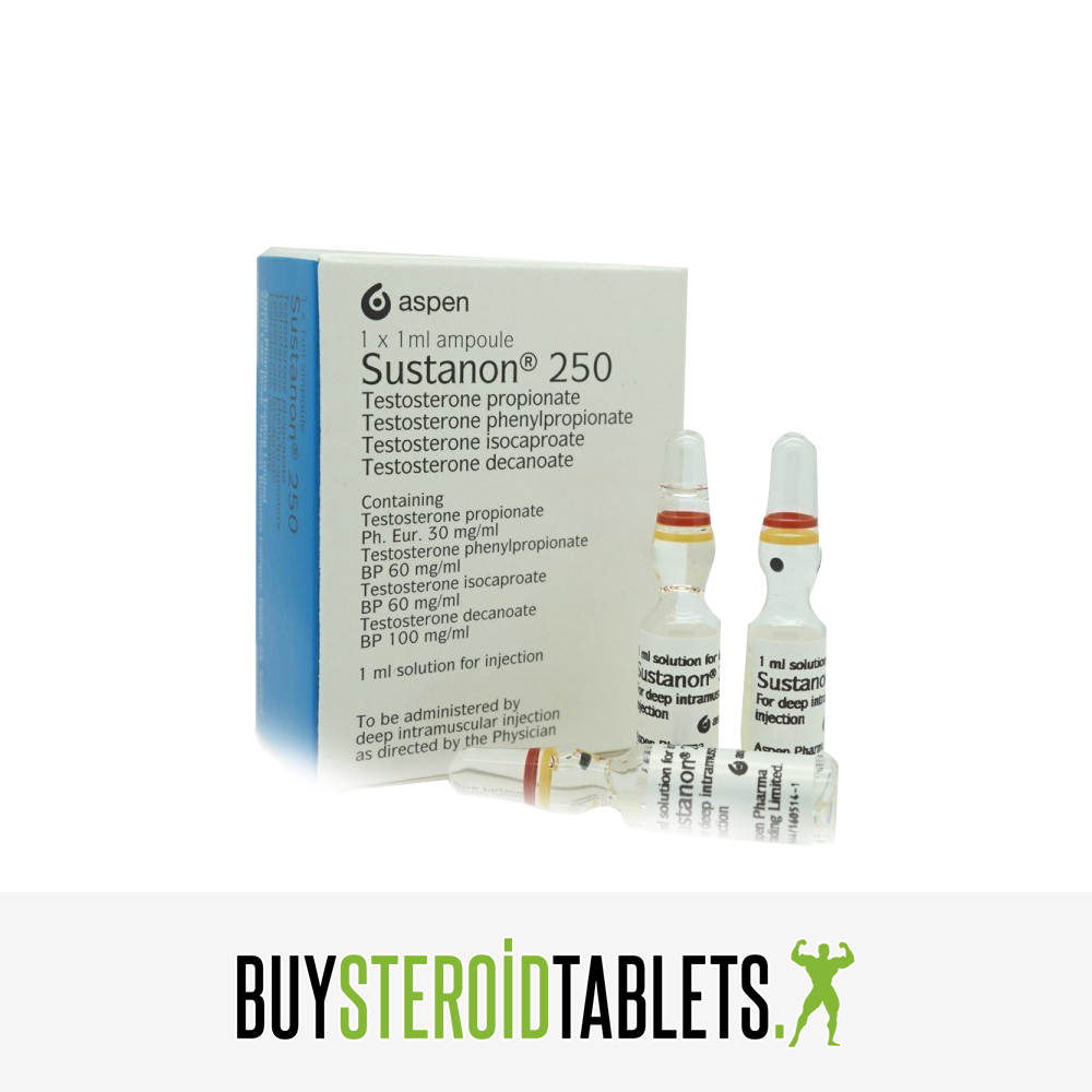 Aspen Sustanon 1ml 250mg - Buy Steroid Tablets