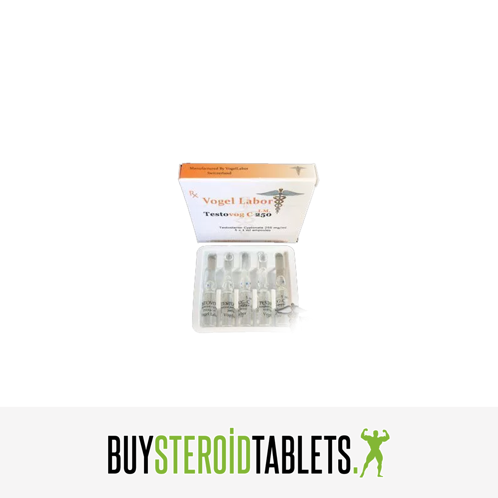 Vogel Labor Testosteron Cypionate 10ml 250mg - Buy Steroid