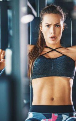 Gym-woman